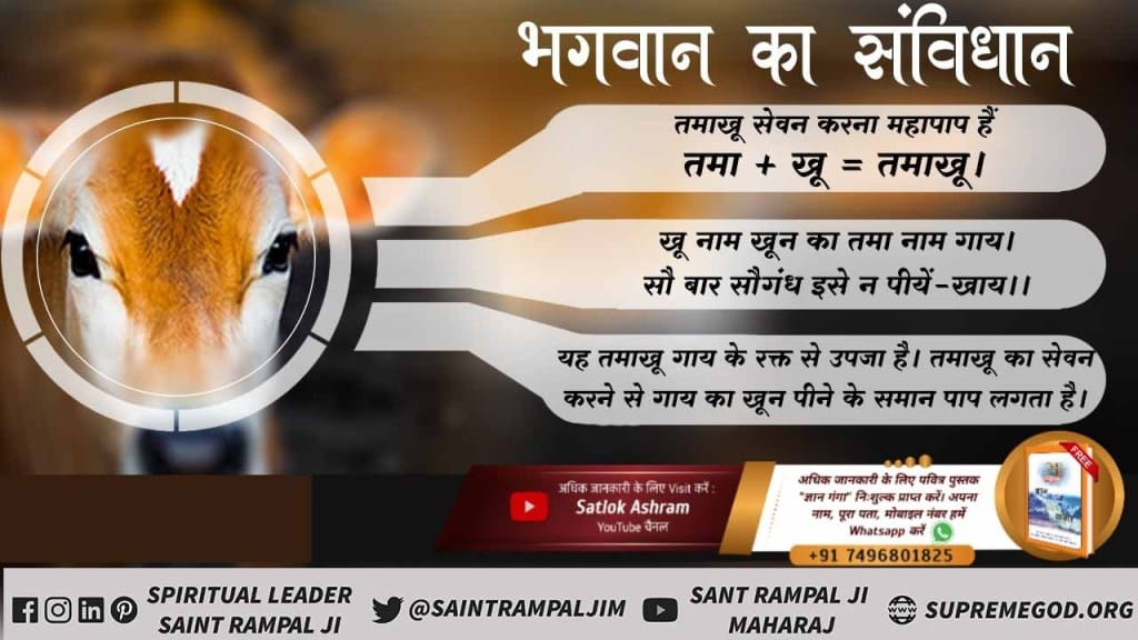 """#GodMorningTuesday """"Supreme God Kabir Sahib Ji descends on this earth to save the souls from Jyoti Niranjan (Kaal/Devil)."""".. For more information be sure to watch ANB News Channel this evening from 8:30 to 9:30 #tuesdaymotivations"""