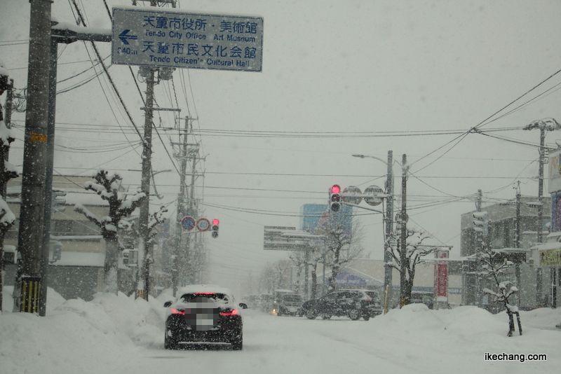 山形 県 米沢 天気