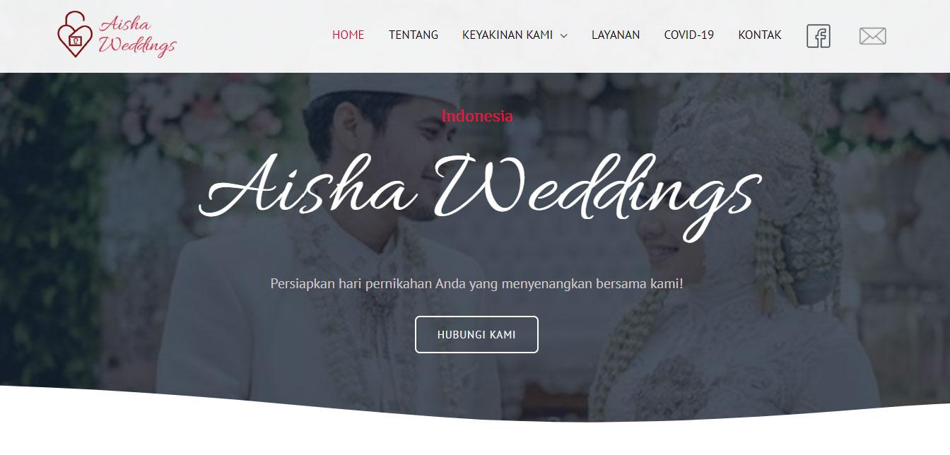 Dibalik kejanggalan Aisha Wedding! , benarkah hanya pengalihan isu ?