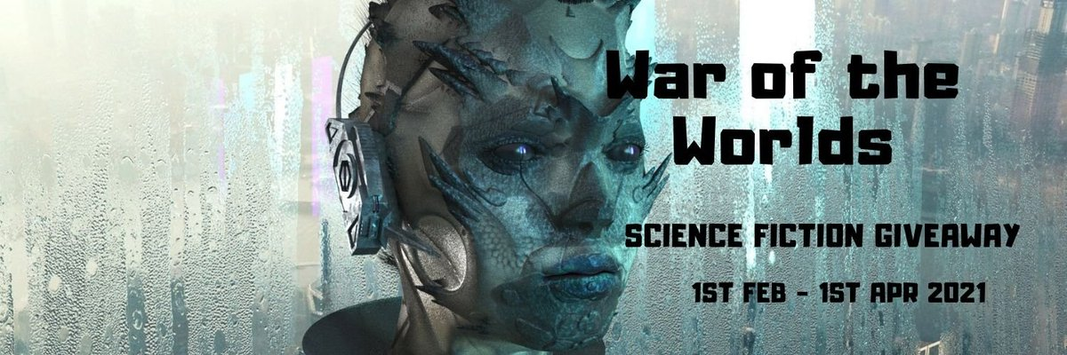 Tune in on #scifi and make sure you don't miss out our #giveaway