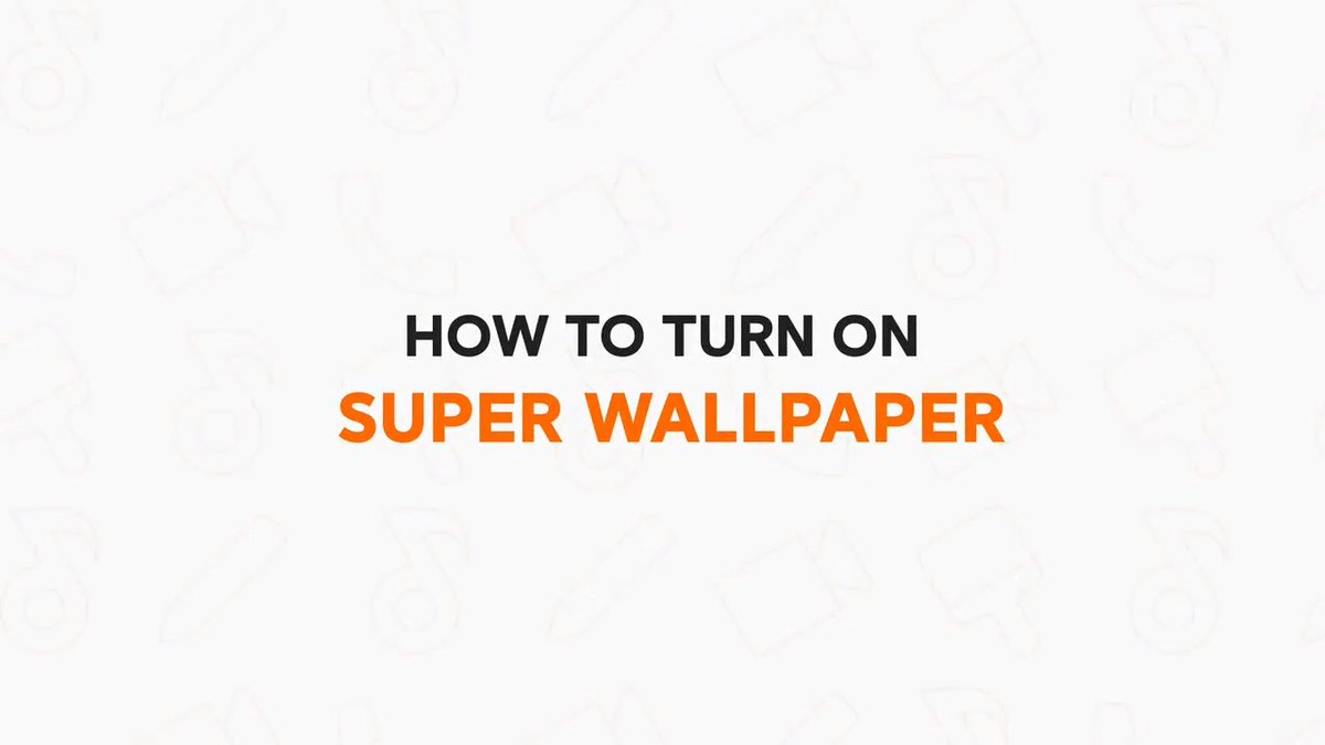 Do you know how to activate Super Wallpaper with your Xiaomi phone? Watch this tutorial to start your journey to the universe. #miui #miuilife #Xiaomi