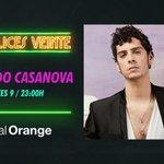 Esta noche en #losfelicesveinte, @educasanova12.  A las 23:00 en #CanalOrange de @OrangeTV_es 📺