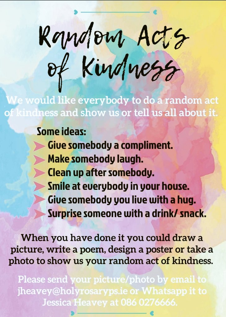 Image for the Tweet beginning: #RandomActsOfKindness #begoodtoeachother