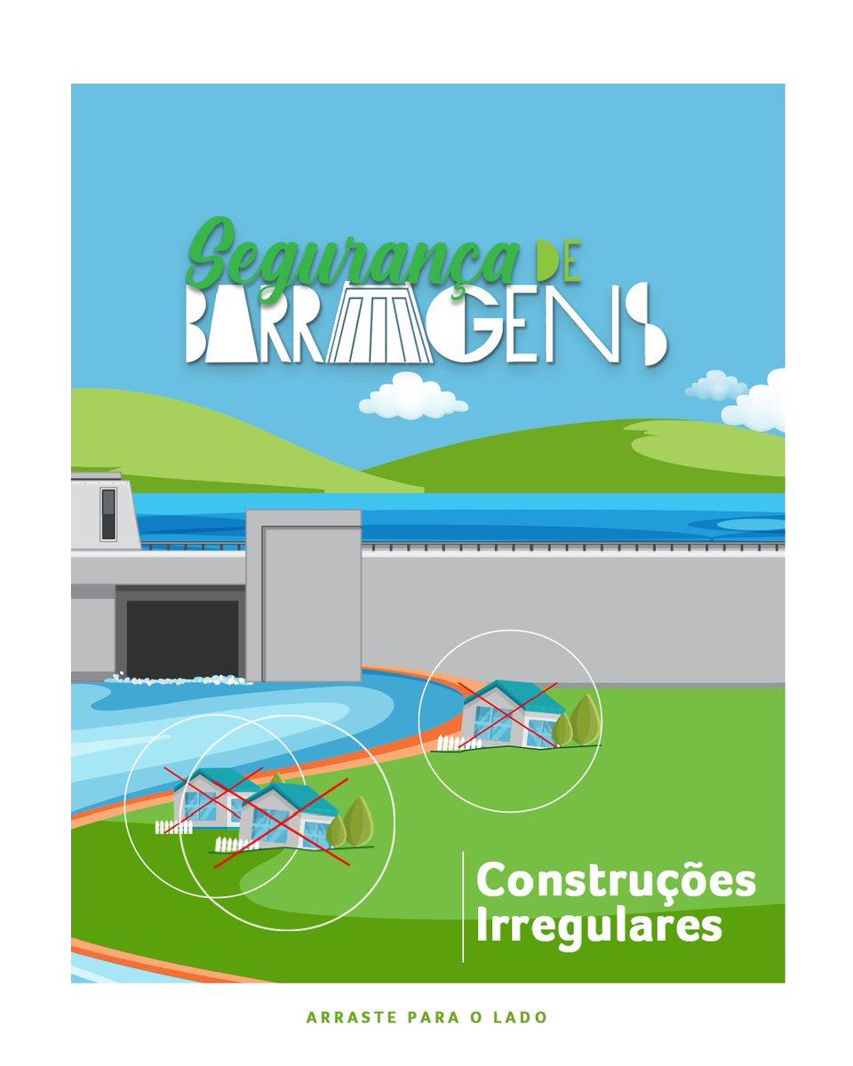 Reforçamos nosso compromisso com a segurança de todos! Em razão disso, trouxemos mais uma vez, informações a cerca da segurança de barragens.   Fique atento a todas as nossas orientações!   #ExisteChesfNaSuaVida #Eletrobras #Segurança #Barragens #SegurançaDeBarragens https://t.co/lgwqa2NL08