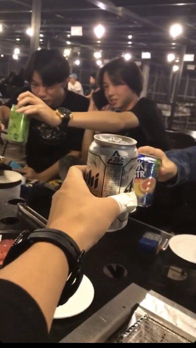 飲酒 ゆき と 恋 ステ