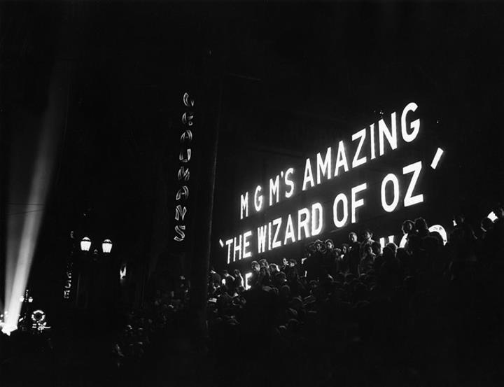 @ChineseTheatres's photo on Wizard of Oz