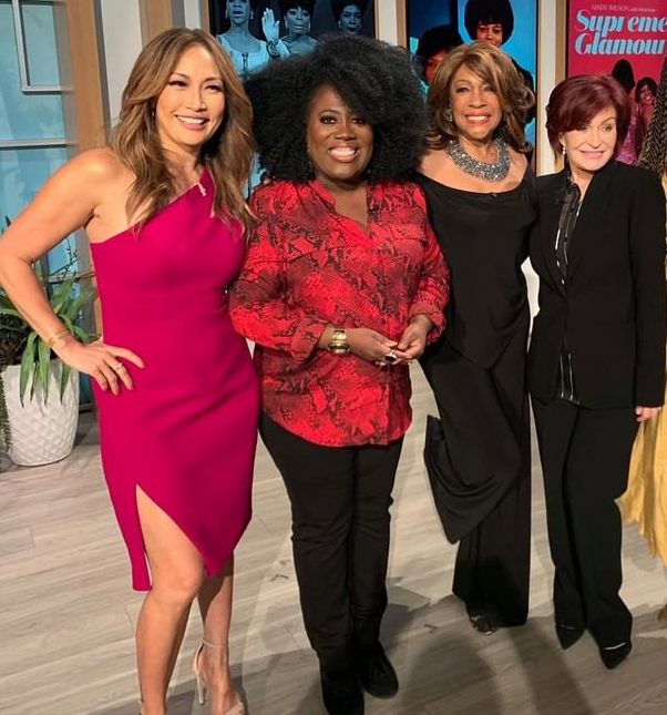 """Our thoughts are with the family and friends of legendary Supremes founder & singer Mary Wilson. She gifted us with #1 hits like """"Where Did Our Love Go,"""" """"Stop in the Name of Love"""" & more. She helped pave the way for R&B & pop superstars we love today. She will be deeply missed. https://t.co/pvn6EEsRHr"""