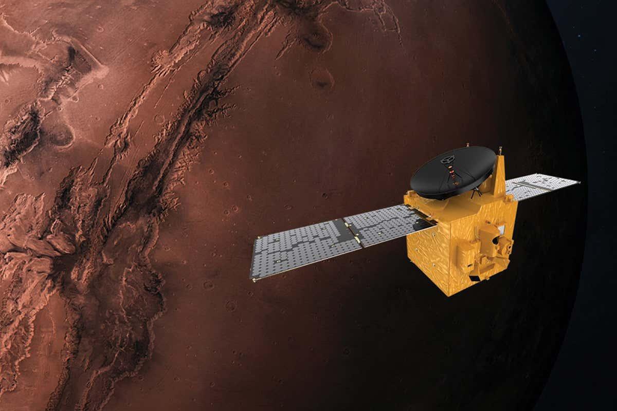 الف مبروك للشعب الاماراتي دخول مسبار الامل مدار المريخ بنجاح ! انجاز عظيم. @AmichaiStein1 …