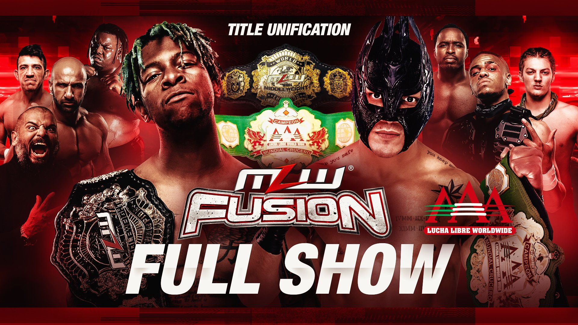 MLW Fusion #121 Results