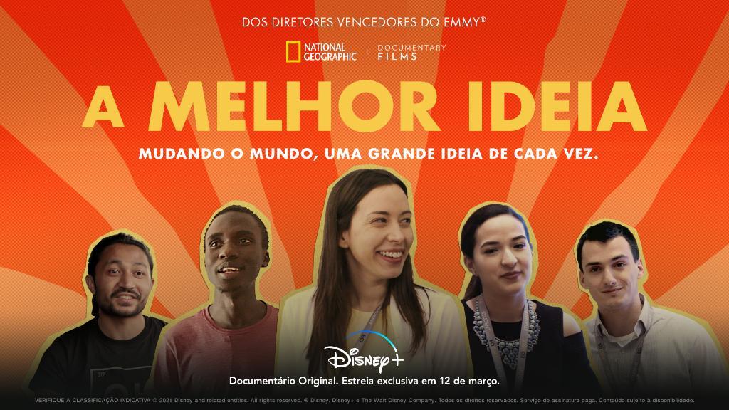 Nat Geo e Disney+ apresentam novo documentário