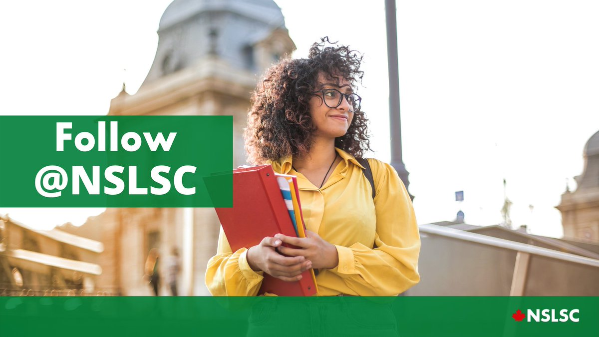 RT @nslsc The NSLSC is now on Twitter! 🎉