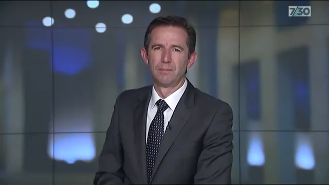.@leighsales interviews Senator @Birmo, who is the Minister for Finance and is leading the review into parliaments workplace culture. #abc730 #auspol