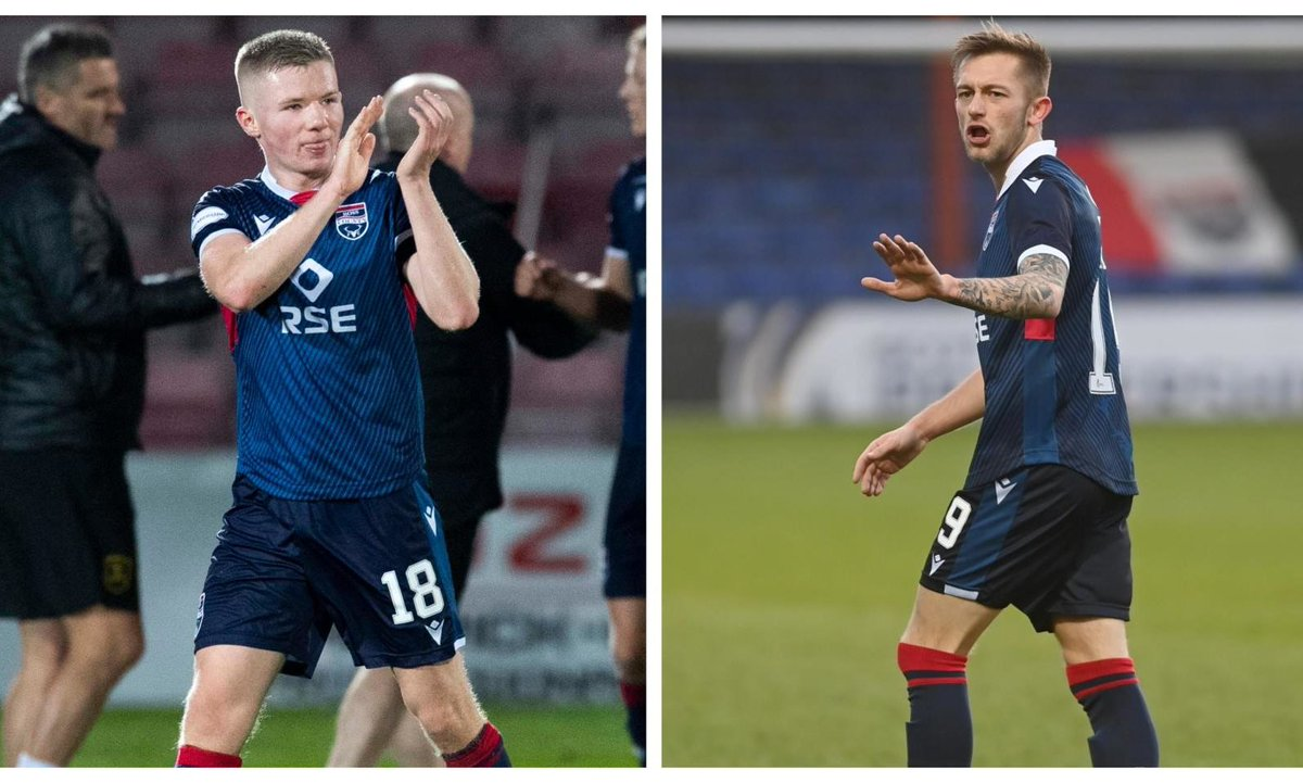Ross County loan duo Stephen Kelly and Charlie Lakin have key role to play before leaving in summer, says John Hughes dlvr.it/RtMwmX