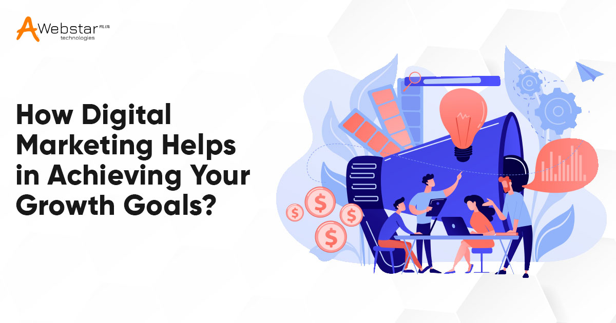 Wondering How #DigitalMarketing can help you in achieving your growth goals? Want to know how we have helped clients like yours? Visit:  #digitalmarketing #digitalmarketingagency #digitalmarketingservices #digitalmarketingexpert #digitalmarketingcompany