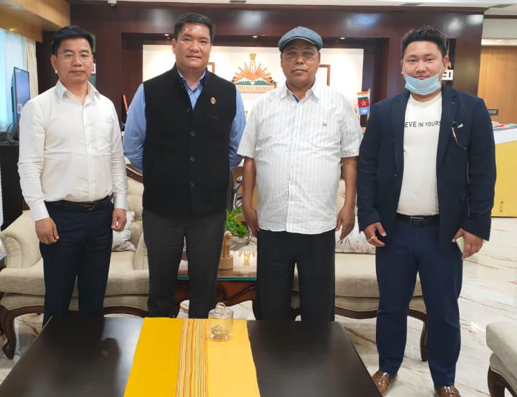 Reviewed the status on construction of Mega Food Park in Itanagar. Expected to be fully operational by 2022, it will benefit farmers & unemployed youths.   Farmer's welfare is always a priority for PM @narendramodi Ji and the country aims to double the farmers income by 2022.