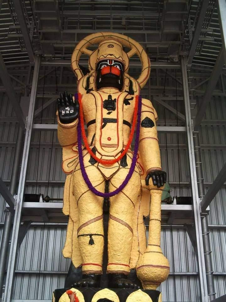 🚩Sri Rama Rama Rameti Rame Raame Manorame Sahasra Nama Tat Tulyam Rama Nama Varanane🚩 @LostTemple7  🌺 #JaiHanuman #JaiShriRam 🌺