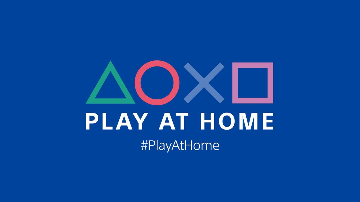 #PlayAtHome returns from 1st March, kicking off four months of PlayStation games and entertainment offers: https://t.co/3rZhV5F8u6 https://t.co/lcZcAAA3Ts