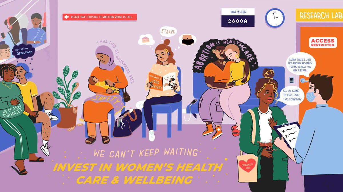 Increased funding of women's health services like Women's Health East is essential for a #GenderEqualRecovery & a gender equal society. Read @genderequityvic's Vic budget bid 21/22 genvic.org.au/wp-content/upl… @DanielAndrewsMP @GabbyWilliamsMP @timpallas @TerpsMLC @ShaunLeaneMP
