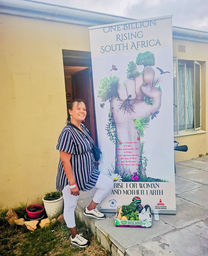 """""""Our #VDay planning meeting. We were ready to share, collaborate & learn from other women leaders."""" - (📸) Lucinda Evans, #1BillionRising S Africa Coord  #RaiseTheVibration #RisingGardens #RiseGardenResist #VDay #RiseResistUnite #RiseInSolidarity #UntilTheViolenceStops"""