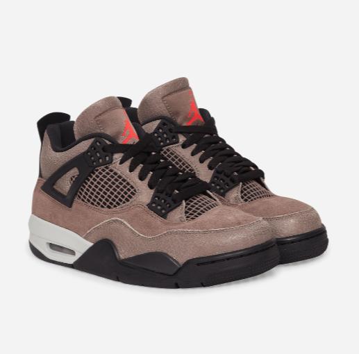 SlamJam online raffle live for the Air Jordan 4 Retro