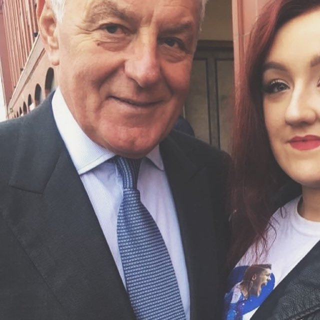 A throwback or what.. happy birthday to the absolute legend that is walter smith
