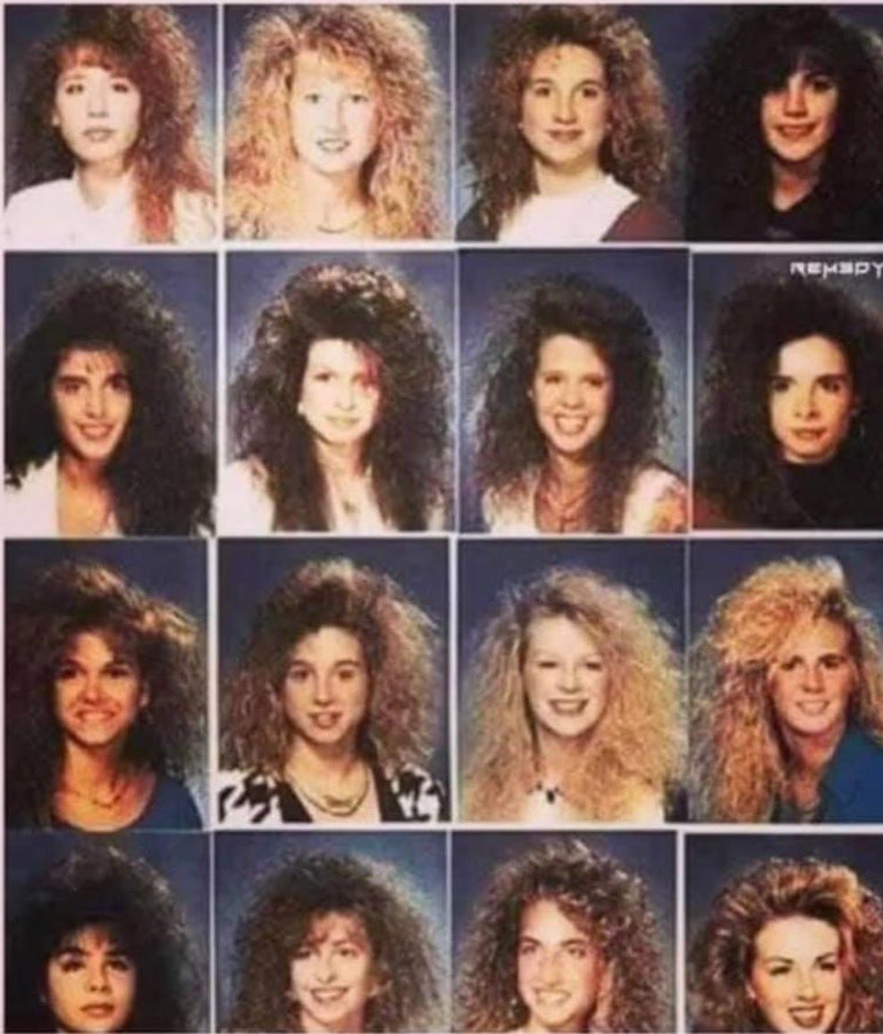 If you had any of these hairstyles in the 80s..you're probably next to be vaccinated https://t.co/sixOUNt5Ew