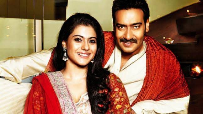 Happy anniversary @itsKajolD and @ajaydevgn sir ... loads of love and happiness always 🤗❤️