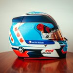 """So, a couple of people asked us via DM: """"Hey admin, can we get more super crispy 4K shots of Nyck's helmet?"""" 🤔  Sure! But let's share it with everyone, right? 😉  #wedrivethecity #drivenbyEQ #DiriyahEPrix #ABBFormulaE"""