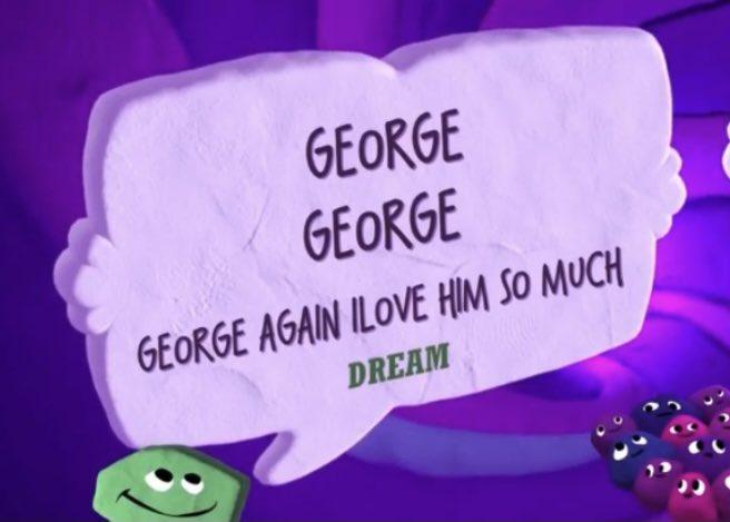 Replying to @lilyybranch: GEORGE ALT ACCOUNT AH IM SO HAPPY I DIDNT GO TO SLEEP