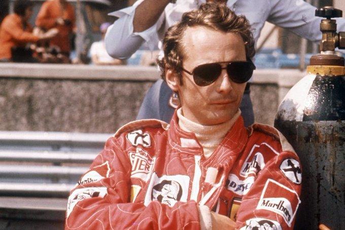 Legends never die! Happy birthday Niki Lauda. 12