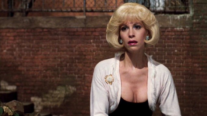 Please join me here at in wishing the one and only Ellen Greene a very Happy Birthday today
