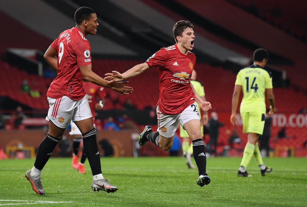 Manchester United player ratings: Daniel James and Luke Shaw shine vs Newcastle https://t.co/o1M6MlGCDa #MUFC #ManUTD #United https://t.co/NTUdFbllrI