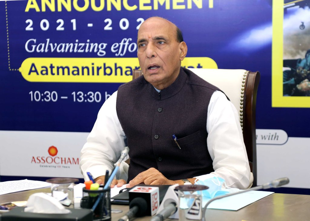 Shared my thoughts on the budgetary provisions of 2021-22 and its impact on Defence sector.   The sentiment and approach of Atmanirbhatra has defined our approach towards the defence sector.   Follow the link for full text of my opening remarks ..