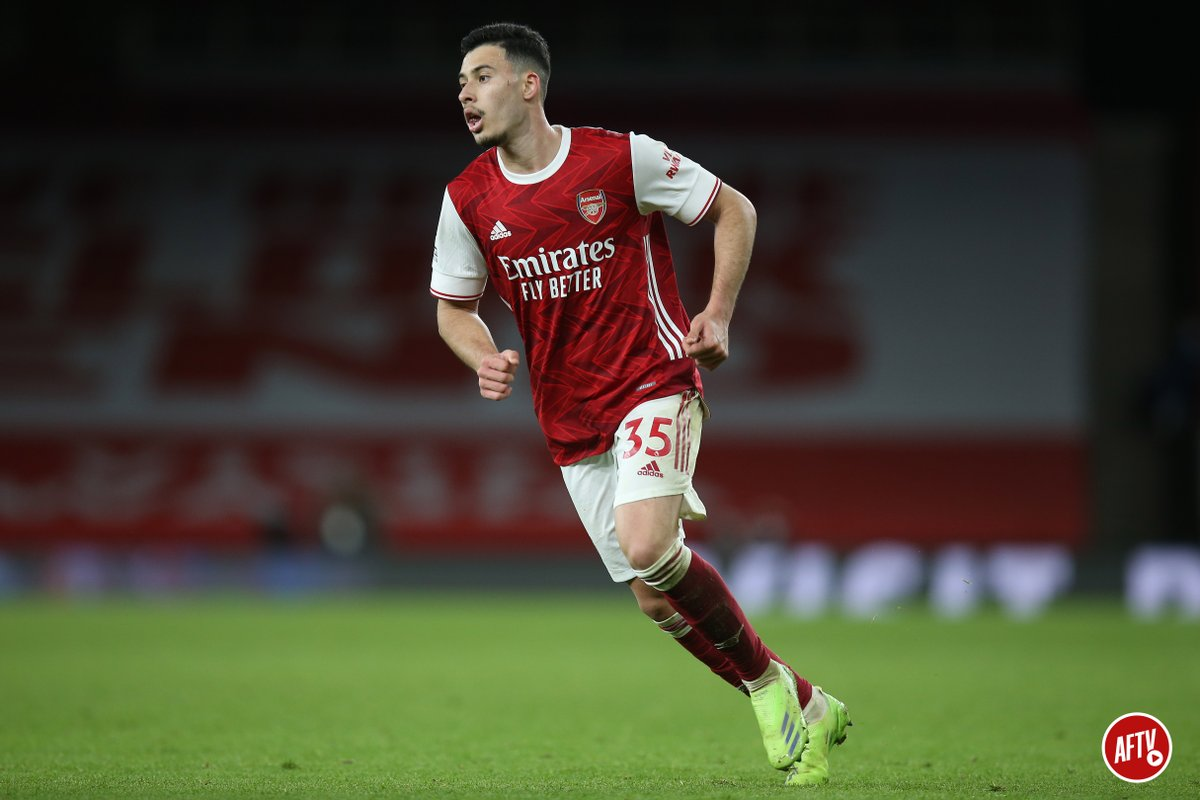 Gabriel Martinelli needs more game time. Your thoughts? 👇