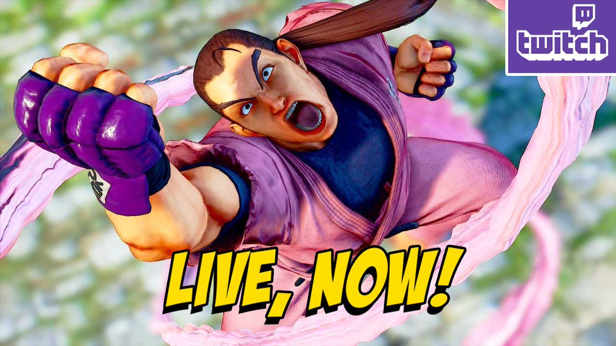Maximilian_DOOD - STREAMING ON TWITCH! DAN HAS LANDED - SF5 Update/Combos/Story & GG Strive Later (2-21) Click to watch! ►►►