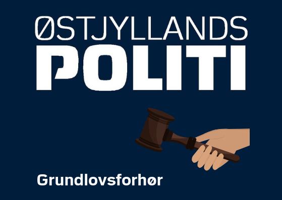 Grundlovsforhør i Aarhus kl. 10.00, hvor vi fremstiller en 27-årig mand, der sigtes for røveri mod person i egen bolig ved fredag aften, sammen med flere andre, at være trængt ind hos en 25-årig mand i Solbjerg og udsat ham for vold samt stjålet fra ham #anklager #politidk https://t.co/cC4wv08Pbx