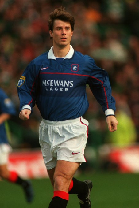 Happy birthday to brian Laudrup I know cause we share a birthday