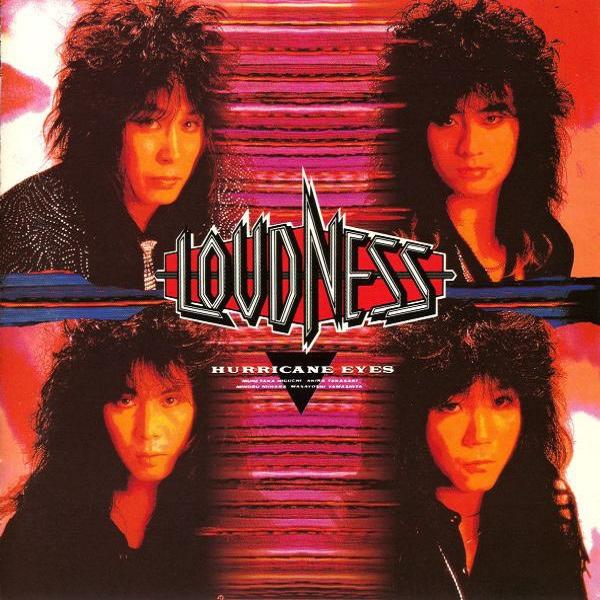 S.D.I. from Hurricane Eyes [Japanese version] by Loudness  Happy Birthday, Akira Takasaki!
