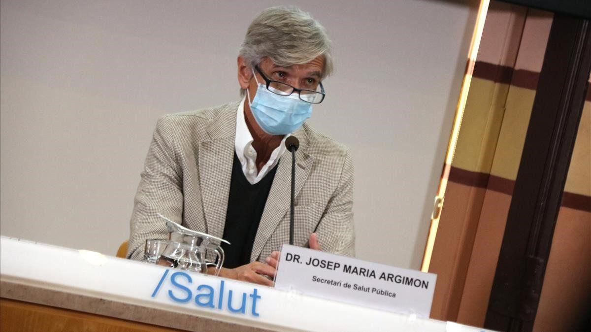 """‼️ @albaverges diu a @elsmatins que no garanteix la continuïtat del Dr. Argimon, l'home que @LauraBorras va dir, al #DebatTV3 , que el faria conseller de Salut. Soc jo, o sona a purga? """"Ya estan aquiiiii...🎶🎵"""""""