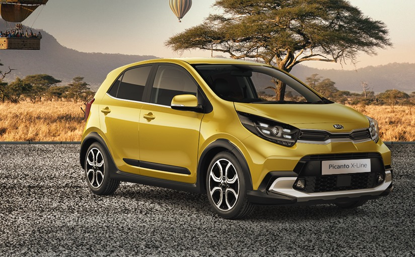 2021 Kia Picanto joins the cute crossover crowd! Introducing the Picanto X-Line. Go There in the New Kia Picanto X-Line Call Kia Cape Today to Book your Test Drive -   #GoThere #kiacapetown #MovementThatInspires