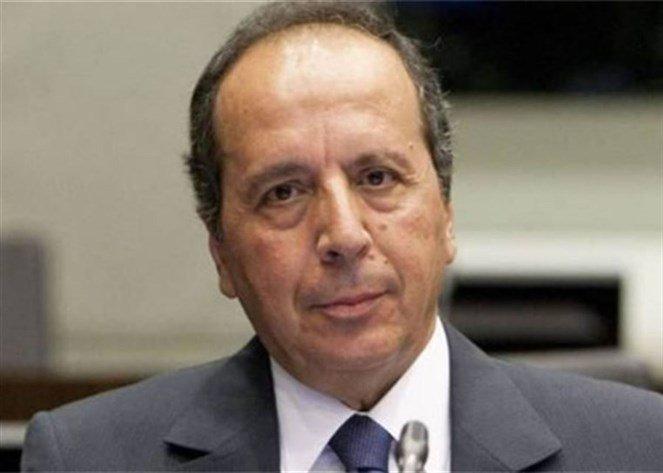جميل السيد يقال أن الحريري وافق على حكومة من 22 وزيرا