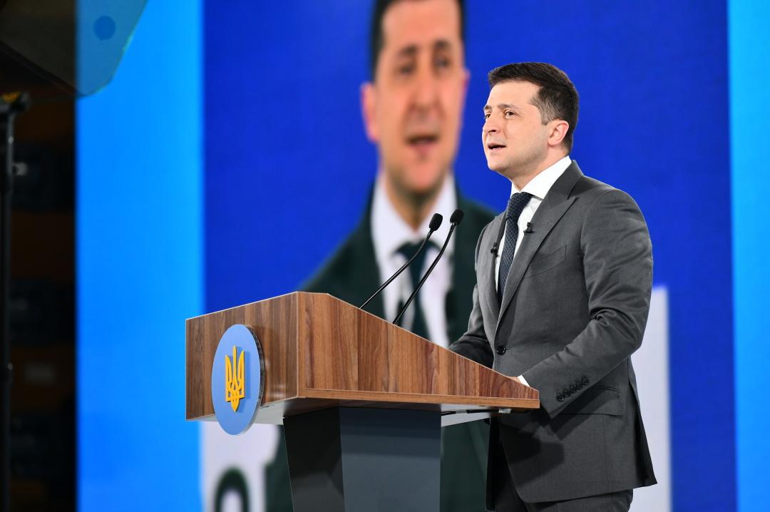Зеленский позабавил мировую общественность порцией заявлений о Крыме
