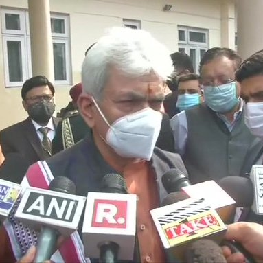 The #PrimeMinister has reassured the entire country and the Delimitation Commission has started its work. I urge those who want early elections to assist in the elimination process instead of making excuse.  #ManojSinha  #JammuKashmir