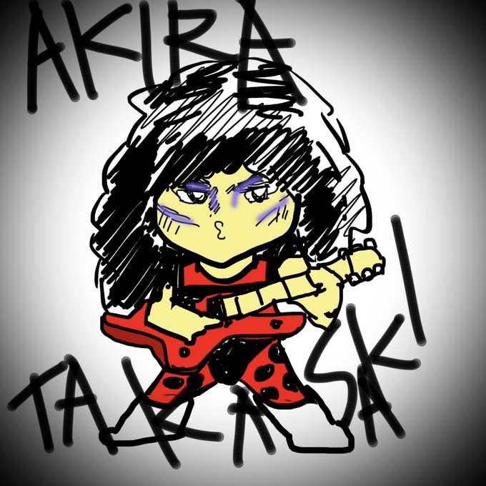 Happy Birthday AKIRA TAKASAKI