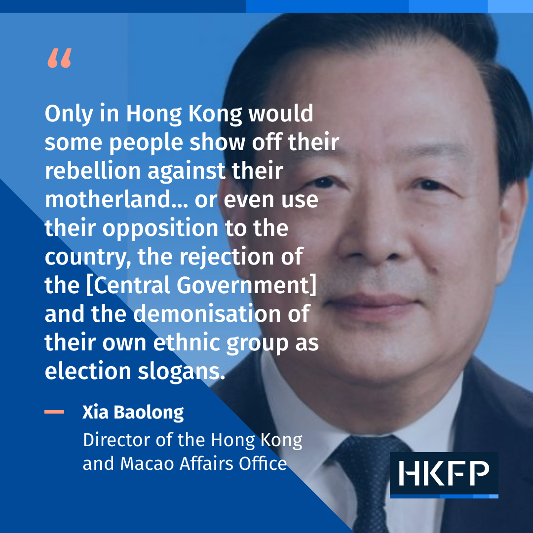 'Patriots' Only: Beijing Plans Overhaul of Hong Kong's Elections Photo