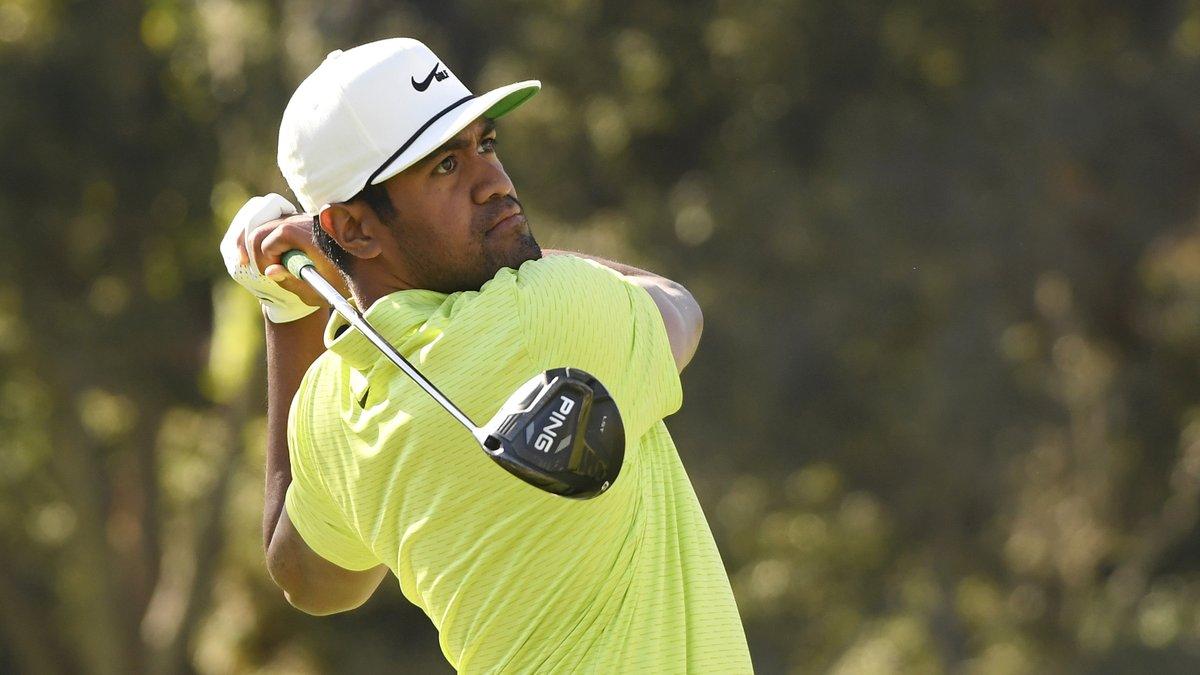 🚀 #1 in SG: Tee-to-Green at @thegenesisinv  🔥 4th-straight top-5 finish 📈 No. 13 on the OWGR 💚 #TeamFinau #PlayYourBest