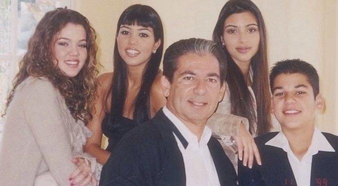 Happy Heavenly Birthday Robert Kardashian Sr