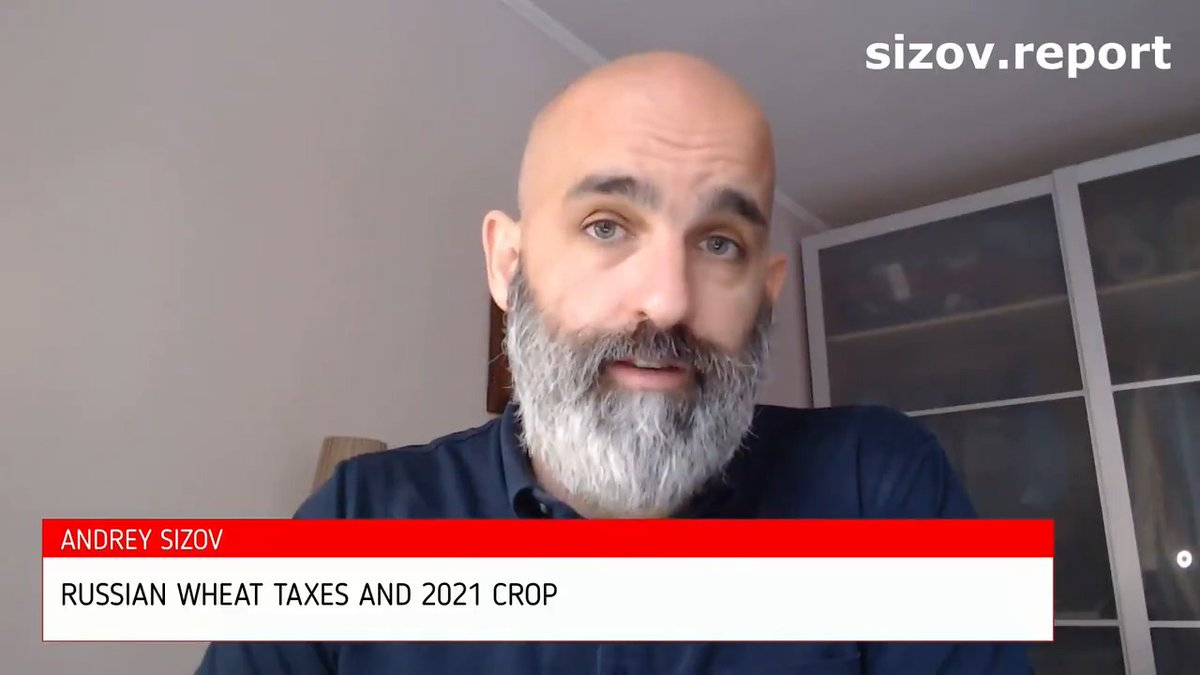 Russian #wheat export taxes Q&A with Andrey: what, when, why, what implications and when will it be lifted + 2021 wheat crop commentary. Support by likes/ RTs. Thanks! #oatt
