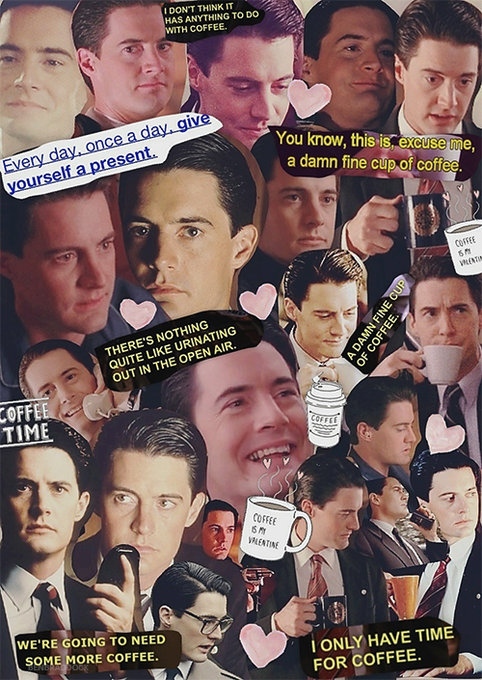 Happy Birthday to our special agent, Kyle MacLachlan.