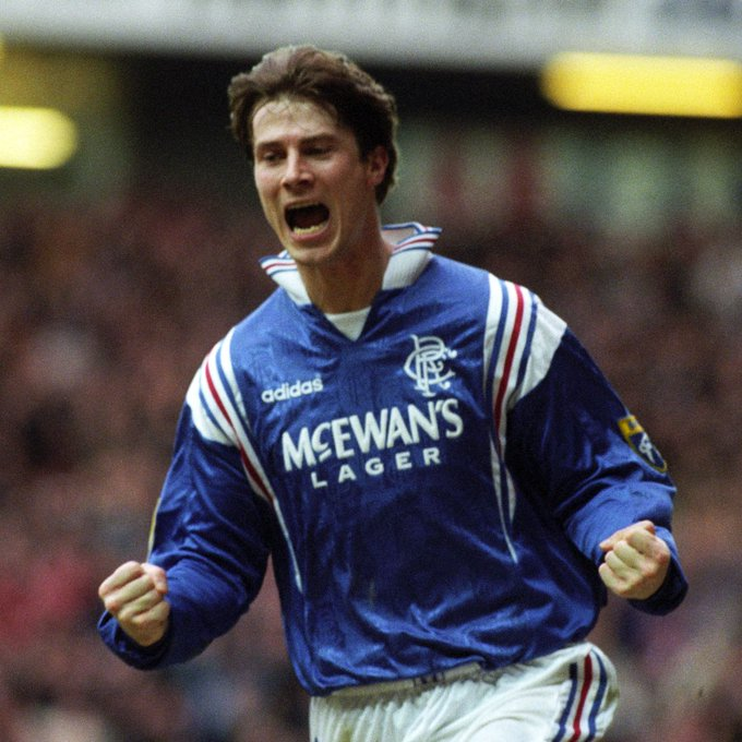Happy Birthday to Brian Laudrup